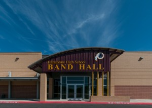 Harlandale HS Band Hall