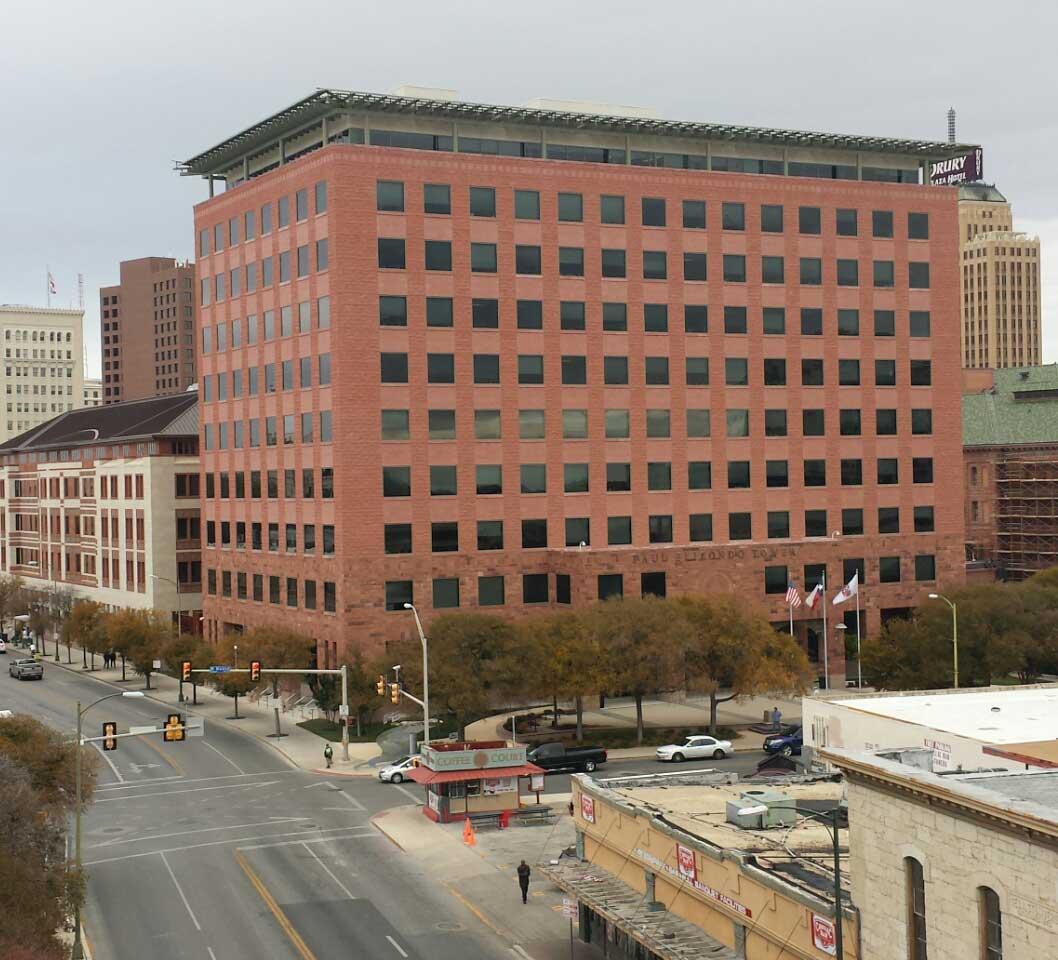 Paul Elizondo Tower Justice Center Expansion