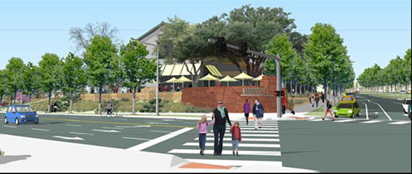 City of Austin - 51st Street Improvements
