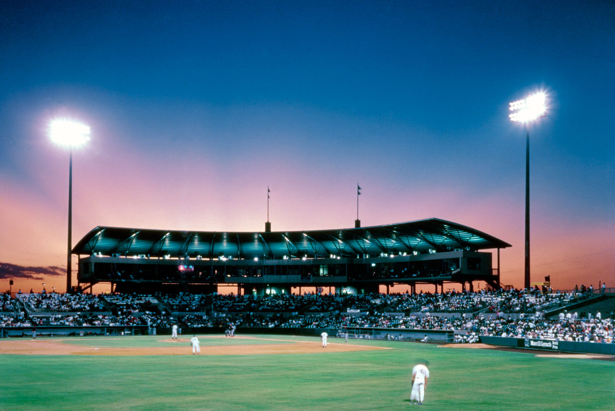 Wolff Municipal Baseball Stadium