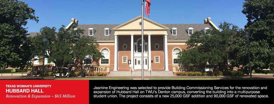 TWU-Hubbard-Hall-Banner
